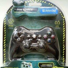 Рули, джойстики, геймпады - Геймпад Defender BT1,Bluetooth,новый,для PS3,продаю, 0