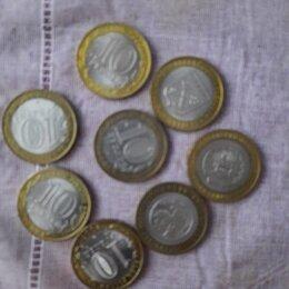 Монеты - Монеты юбилейные 10 рублей, 0