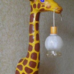 """Рукоделие, поделки и сопутствующие товары - Настенная фигура """"Голова жирафа"""", 0"""