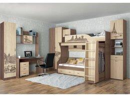 Кроватки - Детская комната Орион (Комплектация №2), 0