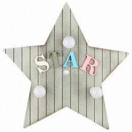 Настольные лампы и светильники - Накладной светильник Nowodvorski Toy-star 9293, 0