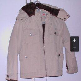 Куртки и пуховики - Куртка детская рост 122, новая, 0
