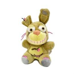 Игровые наборы и фигурки - Игрушка Аниматроник Спрингтрап 17 см, 0