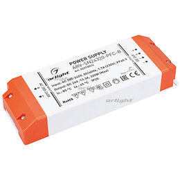 Блоки питания - Блок питания ARV-SN24320-PFC-B (24V, 13.3A, 320W) (ARL, IP20 Пластик, 3 года), 0