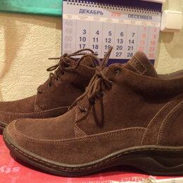 Ботинки - ботинки-натуральная замша, 0