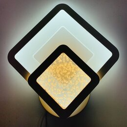 Бра и настенные светильники - БРА LED19186/1 30 W, 0