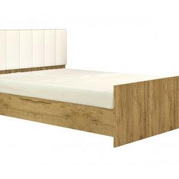 Кровати - Кровать 1.4 двухспальная Лего с мягкой спинкой, 0
