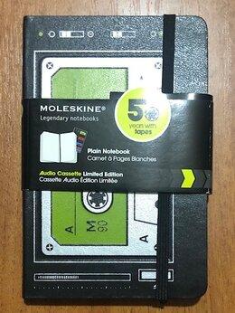 Другое - Записная книжка блокнот  Moleskine Audio Cassette, 0