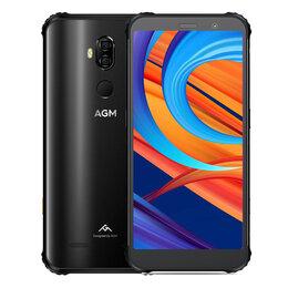 Мобильные телефоны - AGM X3 SE: облегченная версия защищенного флагмана, 0