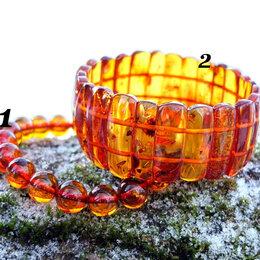 Браслеты - 💖 Браслет из  янтаря, янтарный шар браслеты, высокий браслет янтарь, 0
