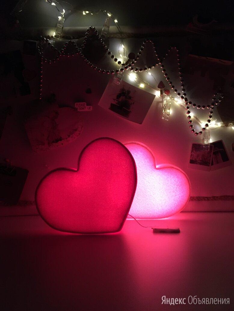 """Оригинальный подарок Мягкий ночник """"Toys is...""""  по цене 2000₽ - Ночники и декоративные светильники, фото 0"""