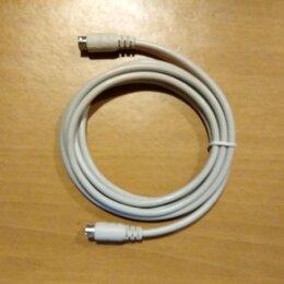 Компьютерные кабели, разъемы, переходники - Кабель MD6(PS/2)M-MD6(PS/2)M 1.8м, 0