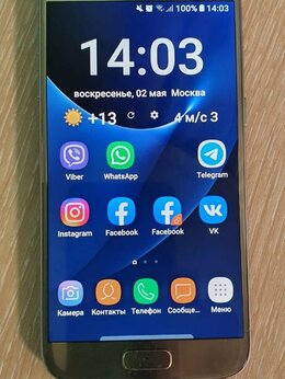 Мобильные телефоны - Samsung Galaxy S7 SM-G930FD, 0