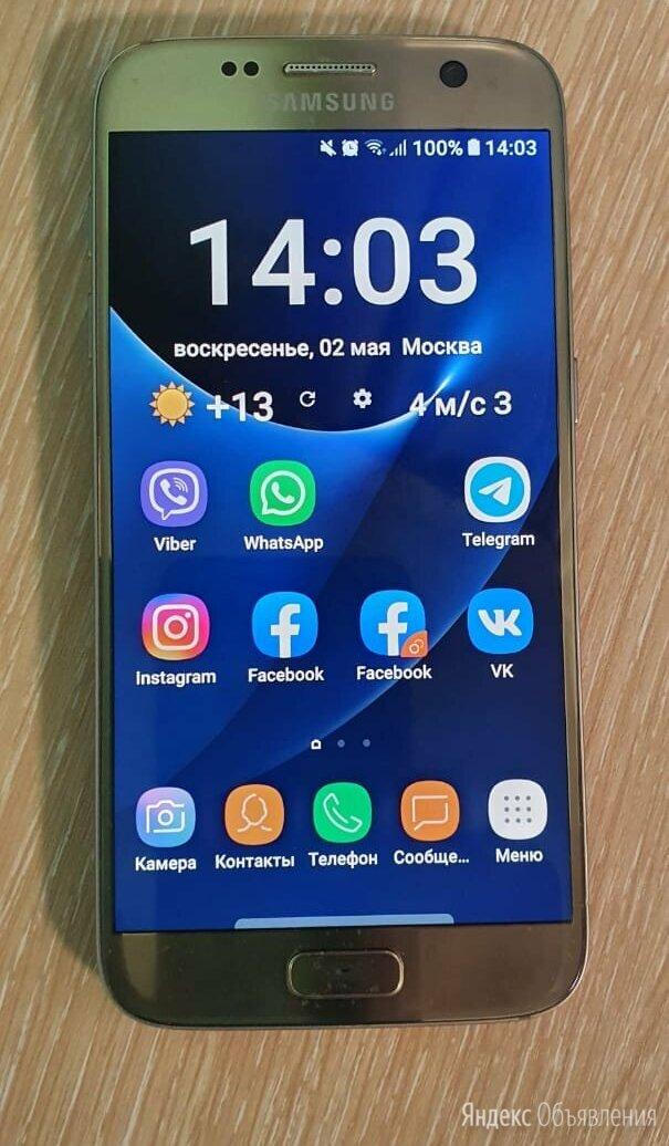 Samsung Galaxy S7 SM-G930FD по цене 8000₽ - Мобильные телефоны, фото 0