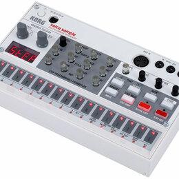 Клавишные инструменты - KORG VOLCA SAMPLE, 0
