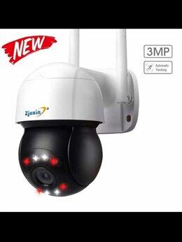 Камеры видеонаблюдения - Камера видеонаблюдения WiFi PTZ FULL HD IP66 +…, 0