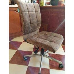 Компьютерные кресла - Компьютерное кресло СН-330 коричневый, 0