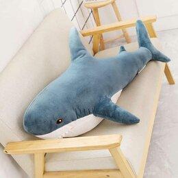 Мягкие игрушки - Мягкая игрушка Акула, 80 см, 0