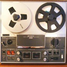 Музыкальные центры,  магнитофоны, магнитолы - Катушечный магнитофон Sony TC-366, 0