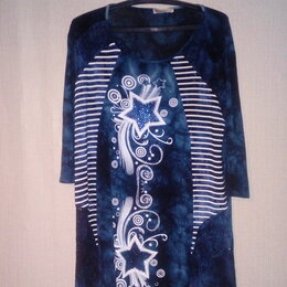 Домашняя одежда - туника, 0