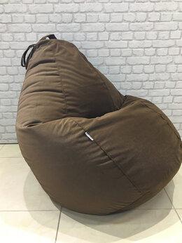 Кресла-мешки - Кресло-мешок р-р Плюс Прима Брауни, 0