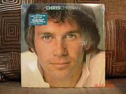 Виниловые пластинки - Chris Christian – Chris Christian - Sweden 1981, 0
