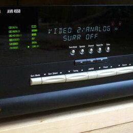 Усилители и ресиверы - Harman Kardon AVR 4550 HI-FI-звук, 0