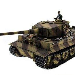 Радиоуправляемые игрушки - P/У танк Taigen 1/16 Tiger 1 (Германия, поздняя версия) HC, 2.4G RTR, 0