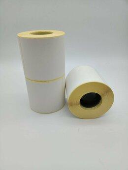 Расходные материалы - Термоэтикетки 75х120  ОЗОН, 0