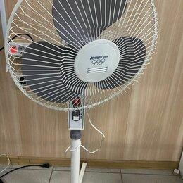 Вентиляторы - Вентилятор напольный Olympic 2000 OL-7830 б/у , 0