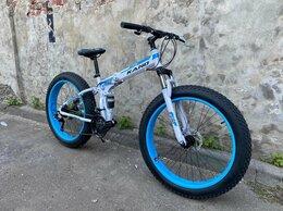 Велосипеды - Фэтбайк взрослый складной, 0
