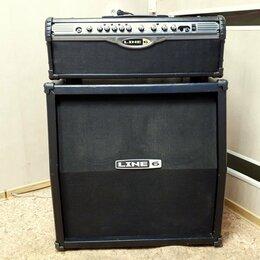 Гитарное усиление - Line 6 Spider II  Stereo/ усилитель 150 Вт+ кабинет 4х12/300Вт. /пересыл, 0