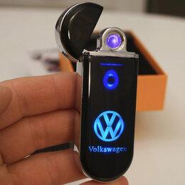 Пепельницы и зажигалки - Зажигалка USB Volkswagen, 0