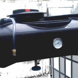 Души - Бак для летнего душа пластиковый плоский с подогревом, 0