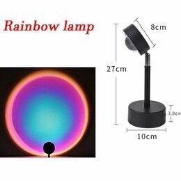 Ночники и декоративные светильники - Лампа с проекцией заката, 0