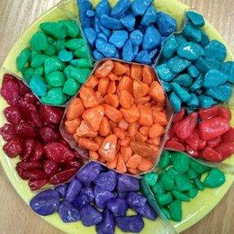 Садовые дорожки и покрытия - Мраморная крошка цветная со стеклокерамическим…, 0