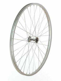 """Обода и велосипедные колёса в сборе - Колесо заднее STELS ENERGY левое 26"""", 0"""