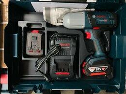 Гайковерты - Аккумуляторный ударный гайковерт Bosch GDS 18…, 0