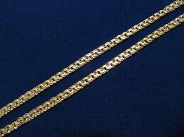 Цепи - Новая серебряная цепочка ручного плетения, 0