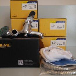 Смесители - Смеситель для душа настенный без излива LEDEME L2014, 0