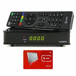 Спутниковое телевидение - Спутниковый ресивер МТС ТВ Avit S2-4900 с картой…, 0