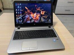 Ноутбуки - Металлический HP Probook i3, 0
