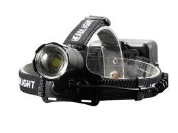 Фонари - Мощный налобный фонарь XHP90, 0