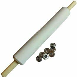 Скалки - Скалка пластиковая для теста 45-7,5см с…, 0