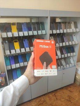 ТВ-приставки и медиаплееры - Mi box s приставка xiaomi, 0