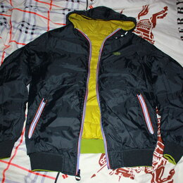 Куртки - Продам куртку Pull&Bear двустороннюю, 0