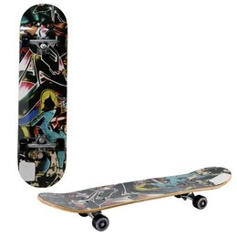 Скейтборды и лонгборды - Скейтборд LG DBL 350, 0