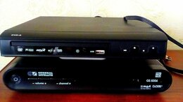 DVD и Blu-ray плееры - Dvd плеер , 0