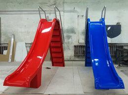 Мебель для учреждений - Водная горка для бассейна. Стеклопластик, 0