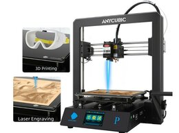 Принтеры и МФУ - 3D Принтер Anycubic mega pro ( с лазерным…, 0